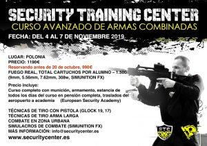 curso de armas en polonia